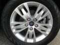 2012 Frosted Glass Metallic Ford Focus SEL Sedan  photo #8