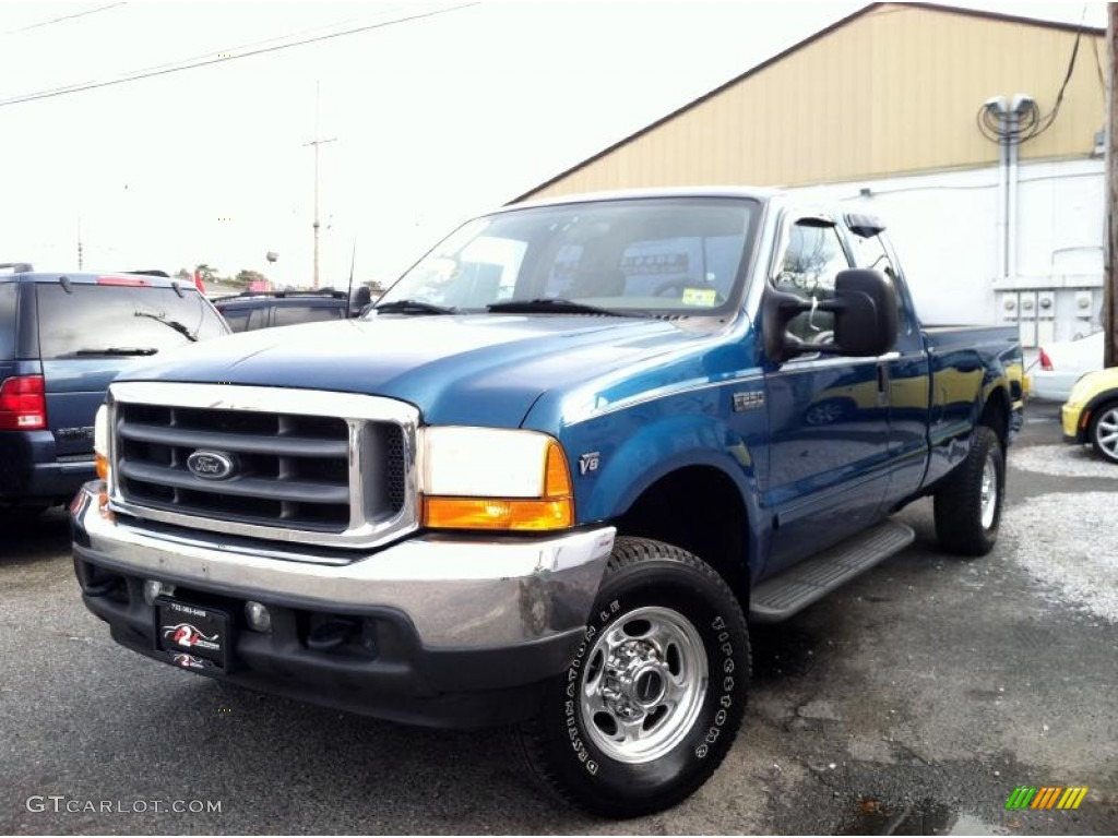 2001 ford f250 super duty xlt supercab 4x4 exterior photos. Black Bedroom Furniture Sets. Home Design Ideas