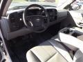 2007 Chevrolet Silverado 1500 Dark Titanium Gray Interior Prime Interior Photo