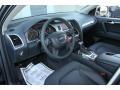 Black 2013 Audi Q7 Interiors