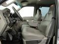 Medium Stone 2010 Ford F350 Super Duty Interiors