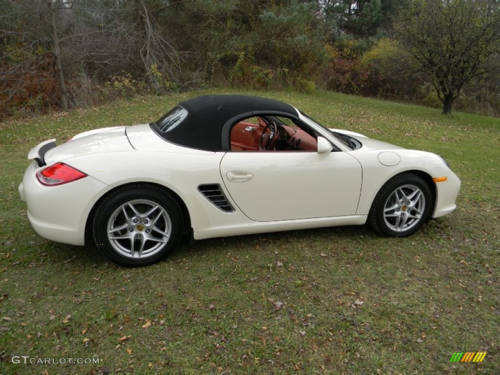 2009 boxster cream white terracotta photo 13