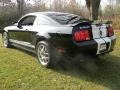 2007 Black Ford Mustang Shelby GT500 Coupe  photo #5