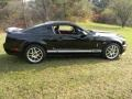 2007 Black Ford Mustang Shelby GT500 Coupe  photo #10