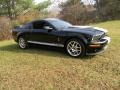 2007 Black Ford Mustang Shelby GT500 Coupe  photo #11