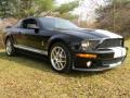 2007 Black Ford Mustang Shelby GT500 Coupe  photo #12
