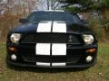 2007 Black Ford Mustang Shelby GT500 Coupe  photo #13