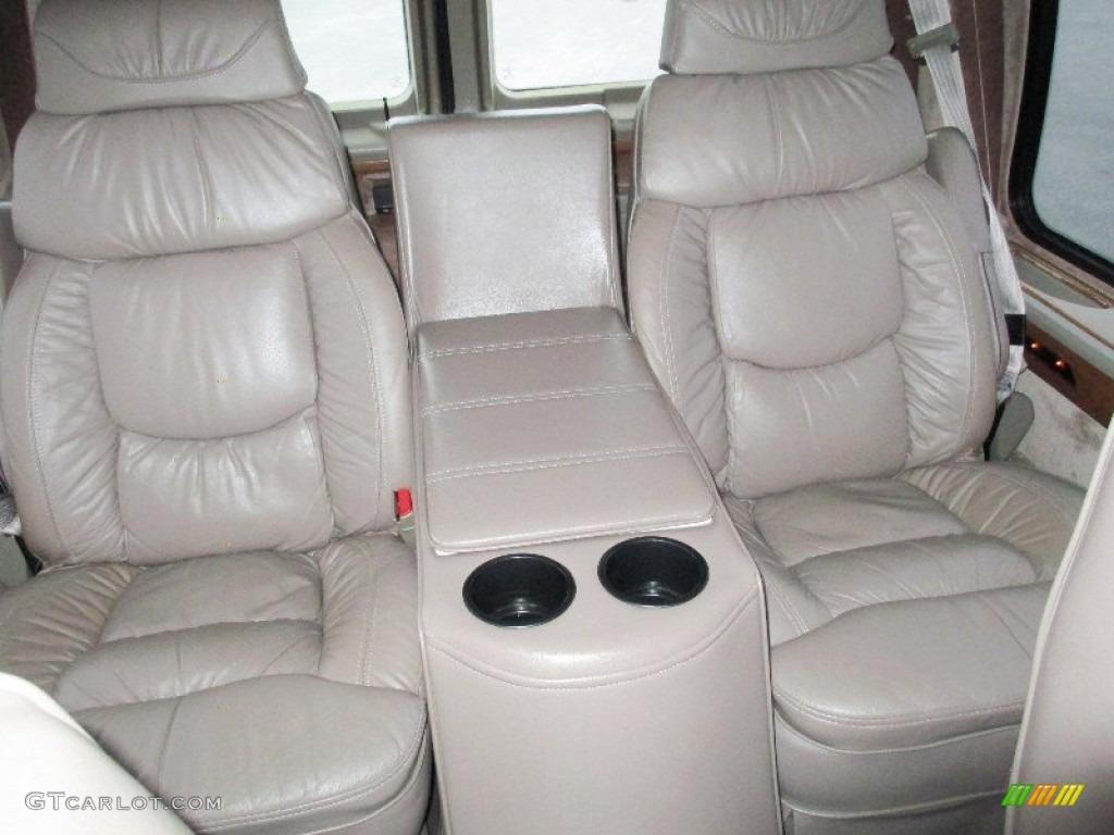 1997 Ford E Series Van E150 Conversion Rear Seat Photo 72907585