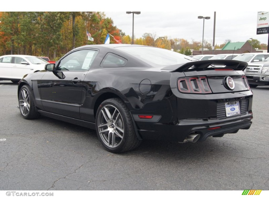 Black 2013 Ford Mustang Boss 302 Laguna Seca Exterior Photo 2014 302s 72914587