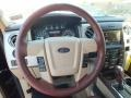 2013 F150 King Ranch SuperCrew 4x4 Steering Wheel