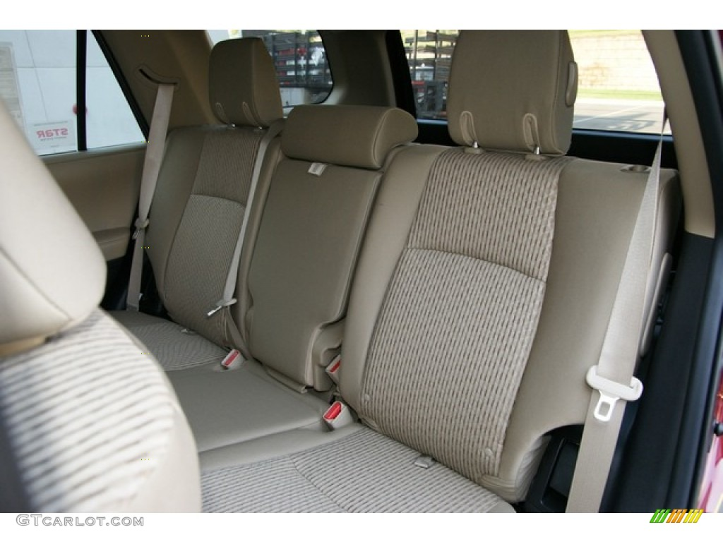 2013 Toyota 4runner Sr5 4x4 Rear Seat Photo 72917143 Gtcarlot Com