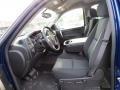2013 Blue Topaz Metallic Chevrolet Silverado 1500 LT Crew Cab  photo #9