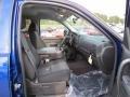 2013 Blue Topaz Metallic Chevrolet Silverado 1500 LT Crew Cab  photo #11