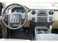 2012 Ford F250 Super Duty Adobe Interior Dashboard Photo