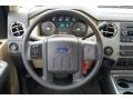 Adobe Steering Wheel Photo for 2012 Ford F250 Super Duty #72919970
