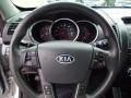 Black Steering Wheel Photo for 2012 Kia Sorento #72922180