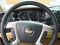 2013 Mocha Steel Metallic Chevrolet Silverado 1500 LT Extended Cab 4x4  photo #15