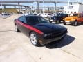 Pitch Black 2013 Dodge Challenger R/T Classic Exterior