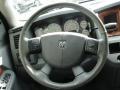 2006 Black Dodge Ram 1500 Laramie Quad Cab  photo #16