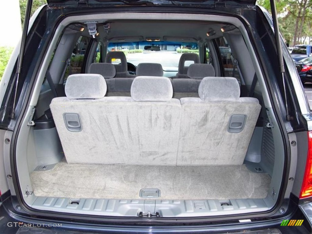 2005 Honda Pilot Ex 4wd Trunk Photo 72943502 Gtcarlot Com