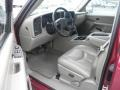 2006 Chevrolet Silverado 1500 Medium Gray Interior Prime Interior Photo