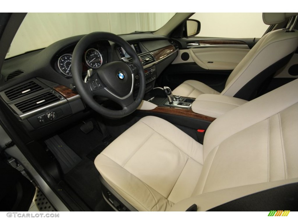 Oyster Interior 2010 Bmw X6 Xdrive35i Photo 72951765 Gtcarlot Com