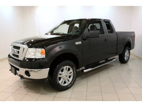 2008 ford f150 xlt supercab 4x4 data info and specs. Black Bedroom Furniture Sets. Home Design Ideas
