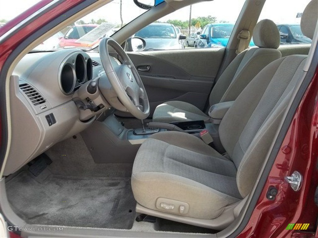 High Quality 2004 Nissan Altima 3.5 SE Interior Color Photos Pictures Gallery