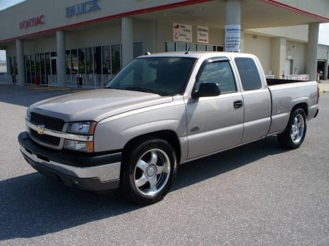 2005 Chevrolet Silverado 1500 LS Z85 Extended Cab Data, Info and Specs