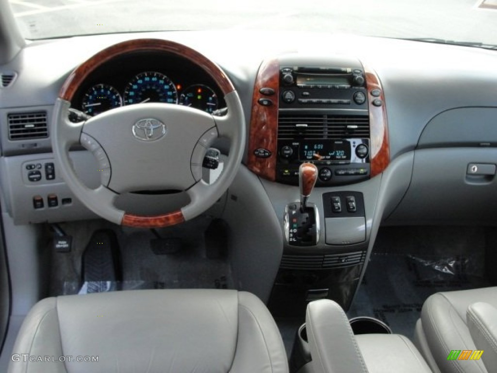 2008 Toyota Sienna Limited Dashboard Photos Gtcarlot Com