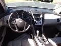 Jet Black/Light Titanium Dashboard Photo for 2010 Chevrolet Equinox #72972828