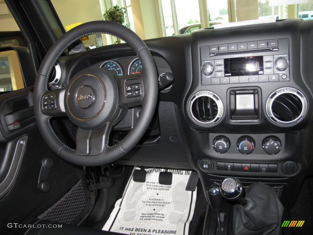 2012 Jeep Wrangler Call of Duty MW3 Edition 4x4 Call of Duty
