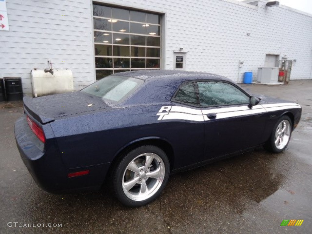 2013 challenger r t classic jazz blue pearl dark slate gray photo