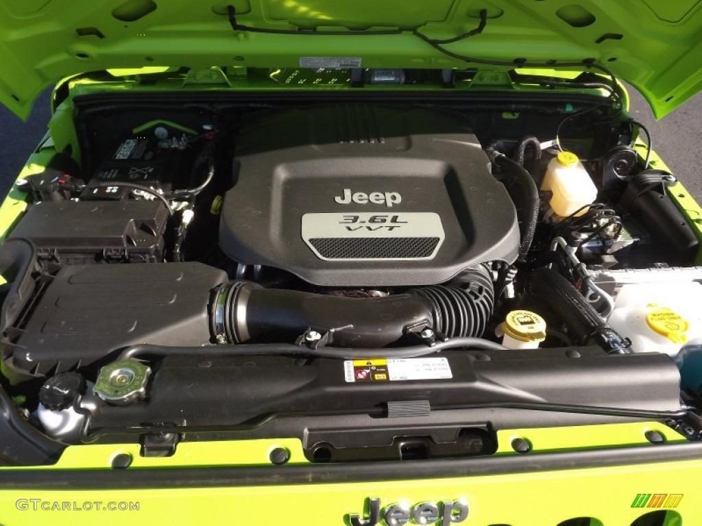 2013 jeep wrangler unlimited sport 4x4 3 6 liter dohc 24 valve vvt pentastar v6 engine photo. Black Bedroom Furniture Sets. Home Design Ideas