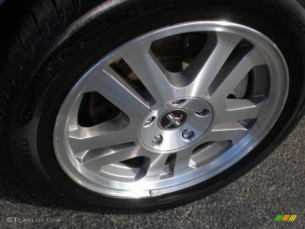 2006 Ford Mustang GT Premium Coupe Wheel Photo #72999281
