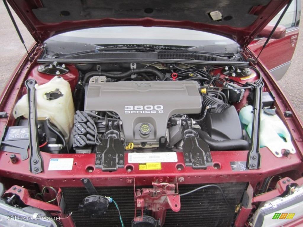 1996 Buick Regal Gran Sport Sedan 3 8 Liter Ohv 12