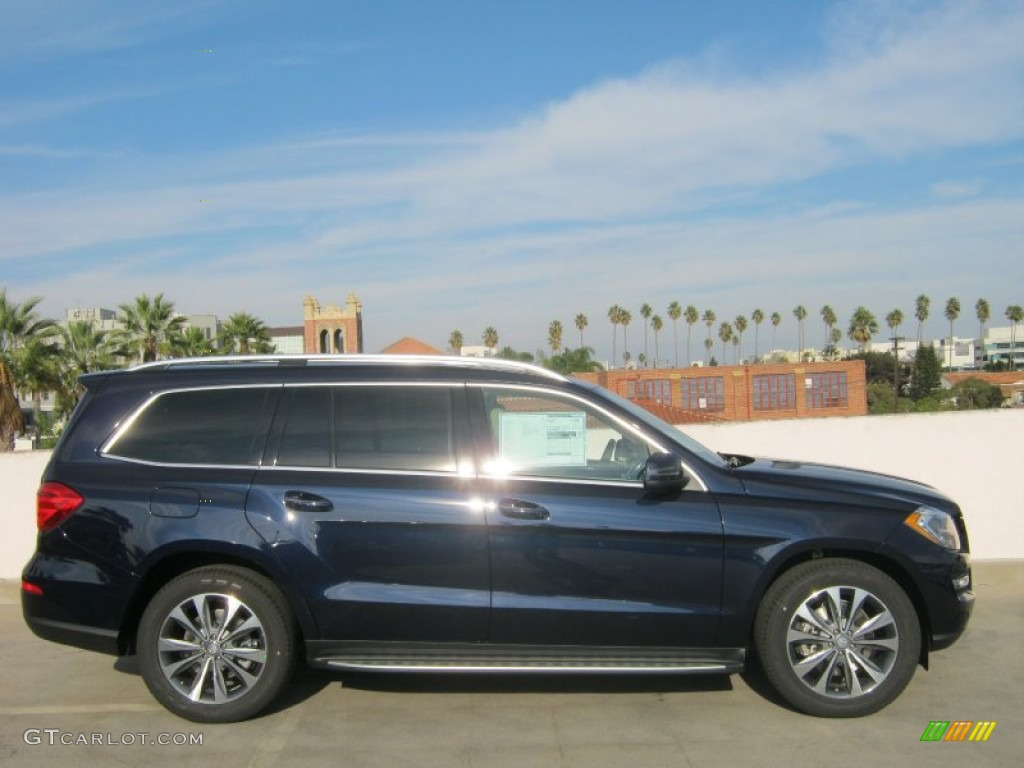 lunar blue metallic 2013 mercedes benz gl 350 bluetec. Black Bedroom Furniture Sets. Home Design Ideas