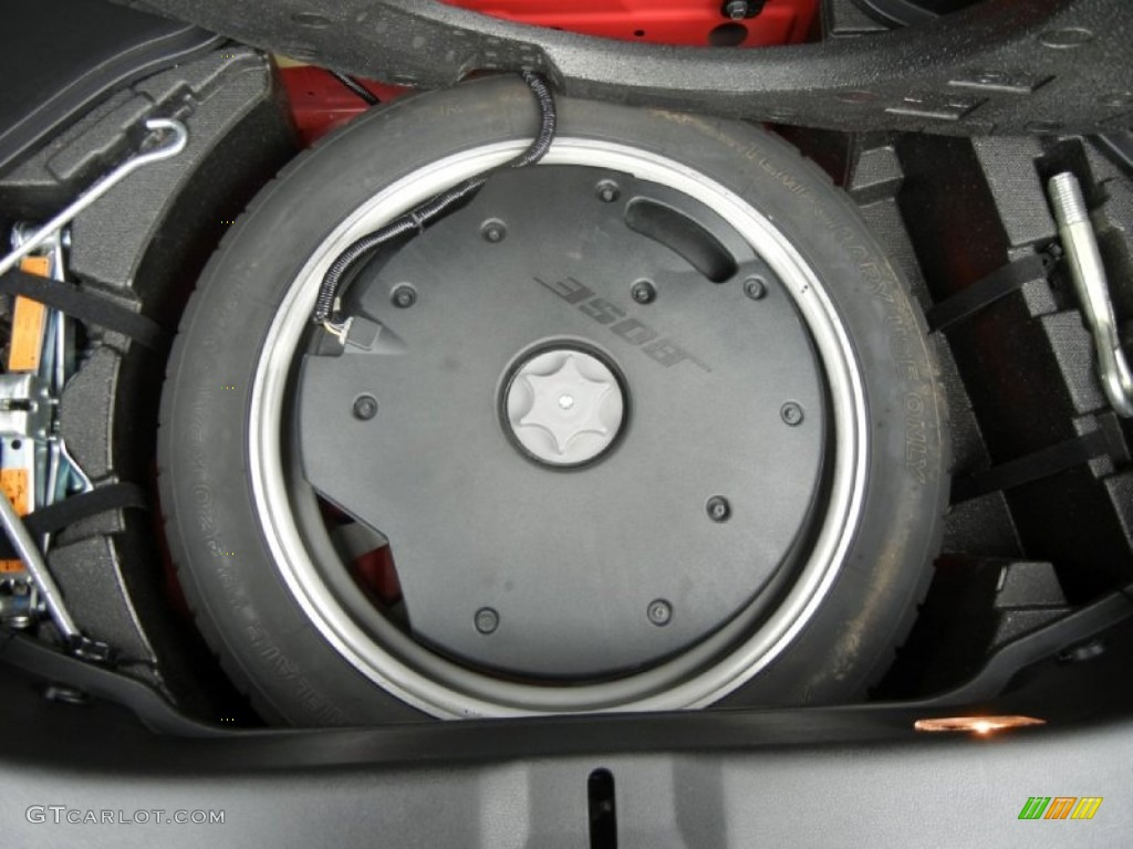 2009 Nissan 370Z Sport Touring Coupe Spare Tire Photo ...