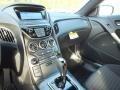 Black Cloth Interior Photo for 2013 Hyundai Genesis Coupe #73020118