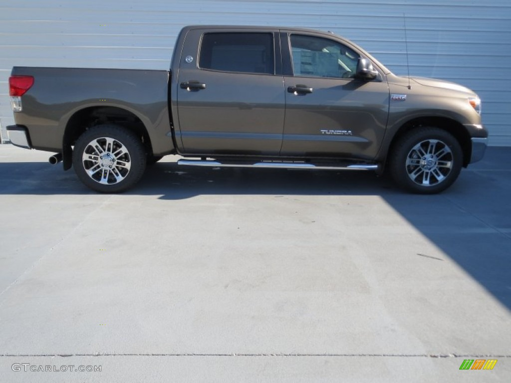Pyrite Mica 2013 Toyota Tundra Texas Edition CrewMax Exterior Photo #73020619