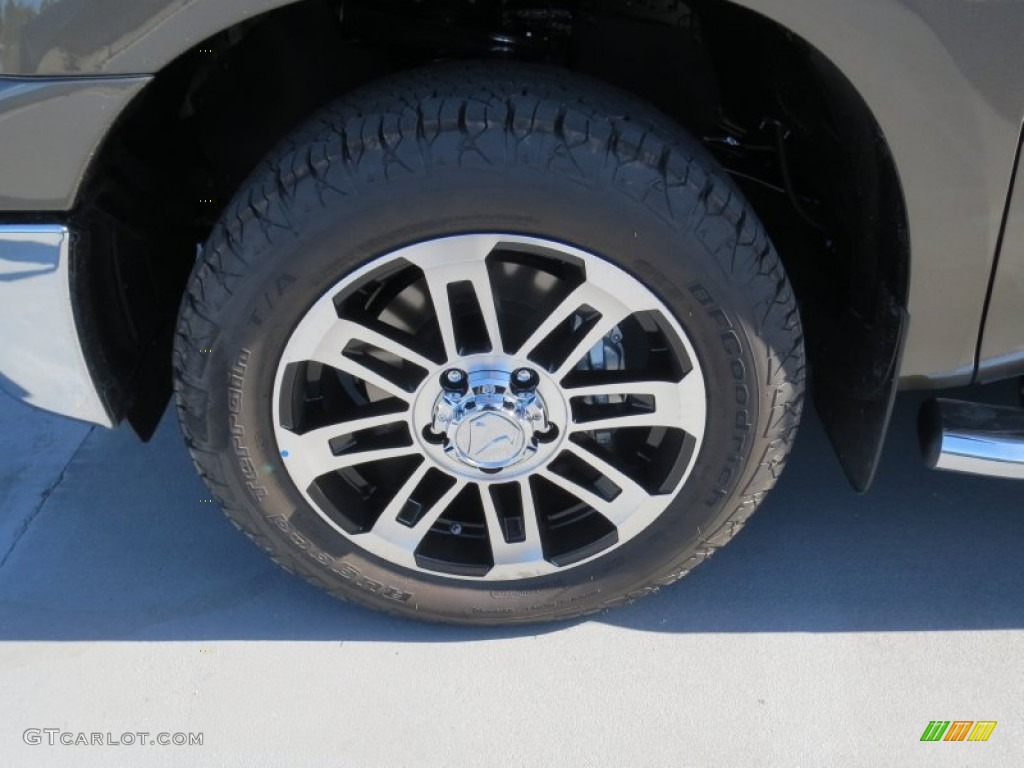 2013 Toyota Tundra Texas Edition CrewMax Wheel Photo #73020796