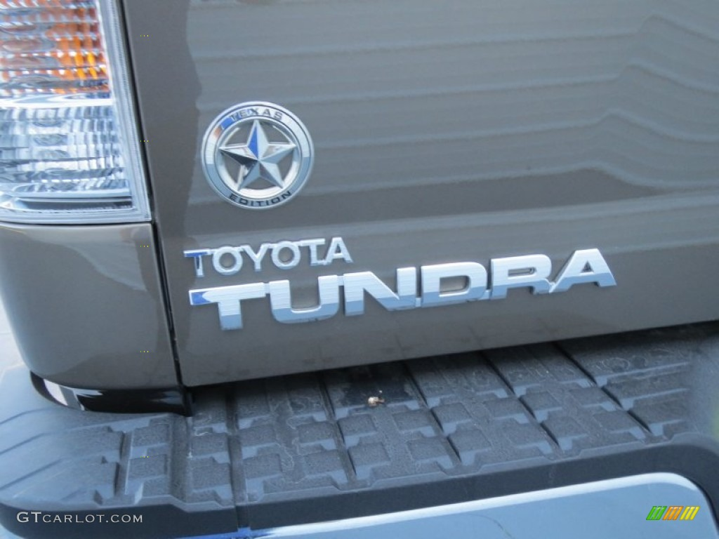 2013 Toyota Tundra Texas Edition CrewMax Marks and Logos Photos
