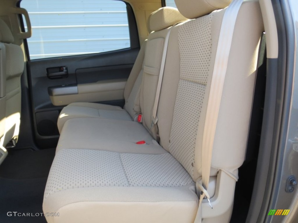 2013 Toyota Tundra Texas Edition CrewMax Interior Color Photos