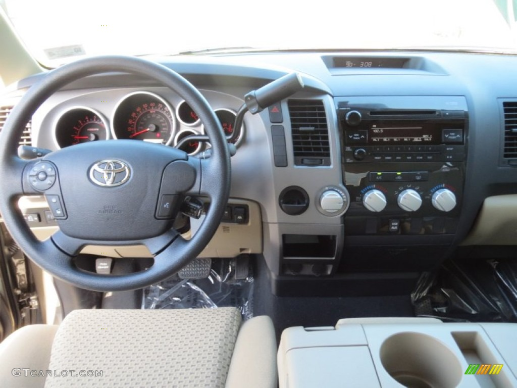 2013 Toyota Tundra Texas Edition CrewMax Dashboard Photos