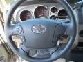 2013 Toyota Tundra Sand Beige Interior Steering Wheel Photo