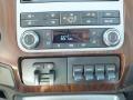 2012 White Platinum Metallic Tri-Coat Ford F250 Super Duty Lariat Crew Cab 4x4  photo #19