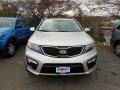 2011 Bright Silver Kia Sorento SX V6 AWD  photo #2