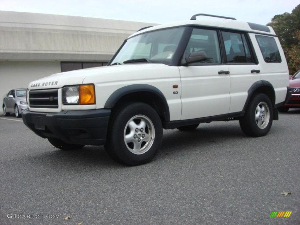 2001 Land Rover Discovery Ii Sd Exterior Photos