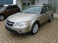 Harvest Gold Metallic 2009 Subaru Outback Gallery