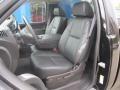 2011 Black Chevrolet Silverado 1500 LT Regular Cab 4x4  photo #13